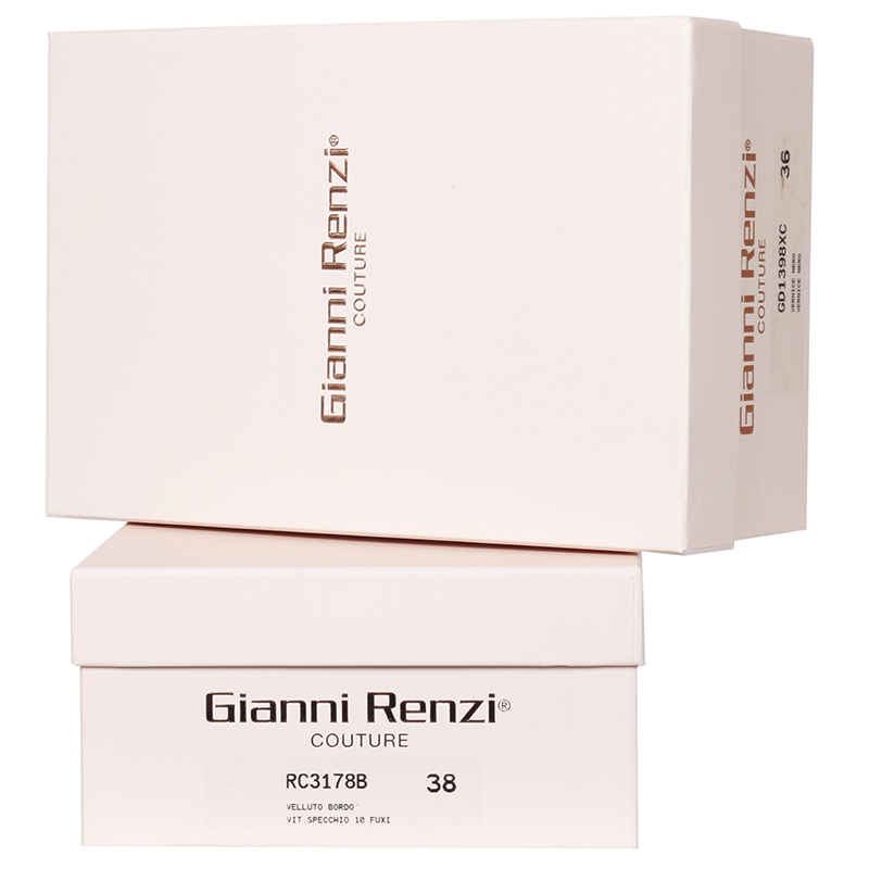 Босоножки Gianni Renzi Couture (-50%) - Фото №5